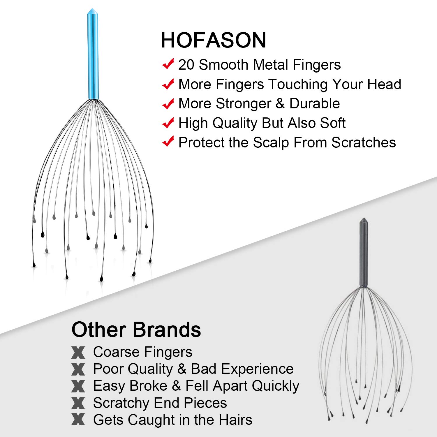 Only $3.99 Each🎁-Habither™Head Massager