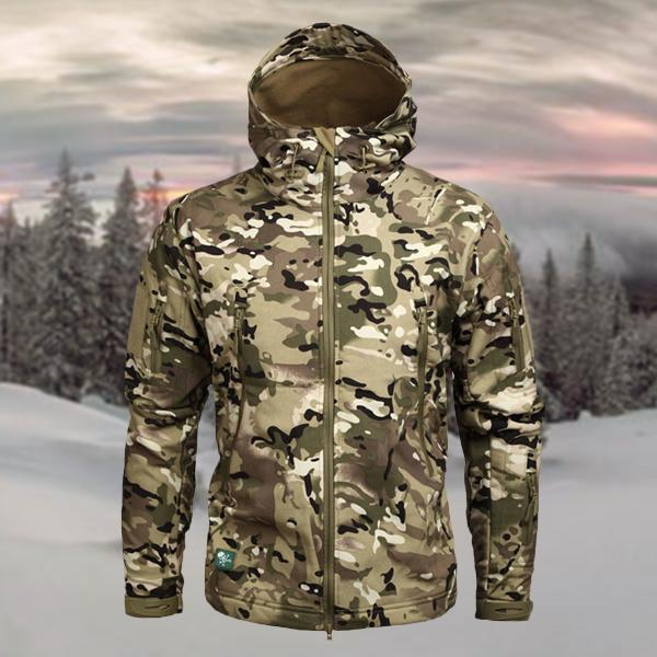 Army Outdoor Waterproof Military Tactical Jacket-Buy 2 Free Shipping