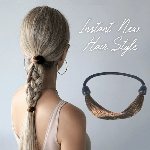 【Limited time 40% OFF】🔥Straight Wig Elastic Hair Band
