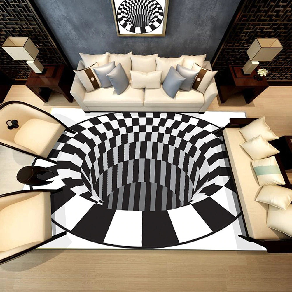 【HOT SALE】Voretex Illusion Rug (FREE SHIPPING on orders over $39.9)