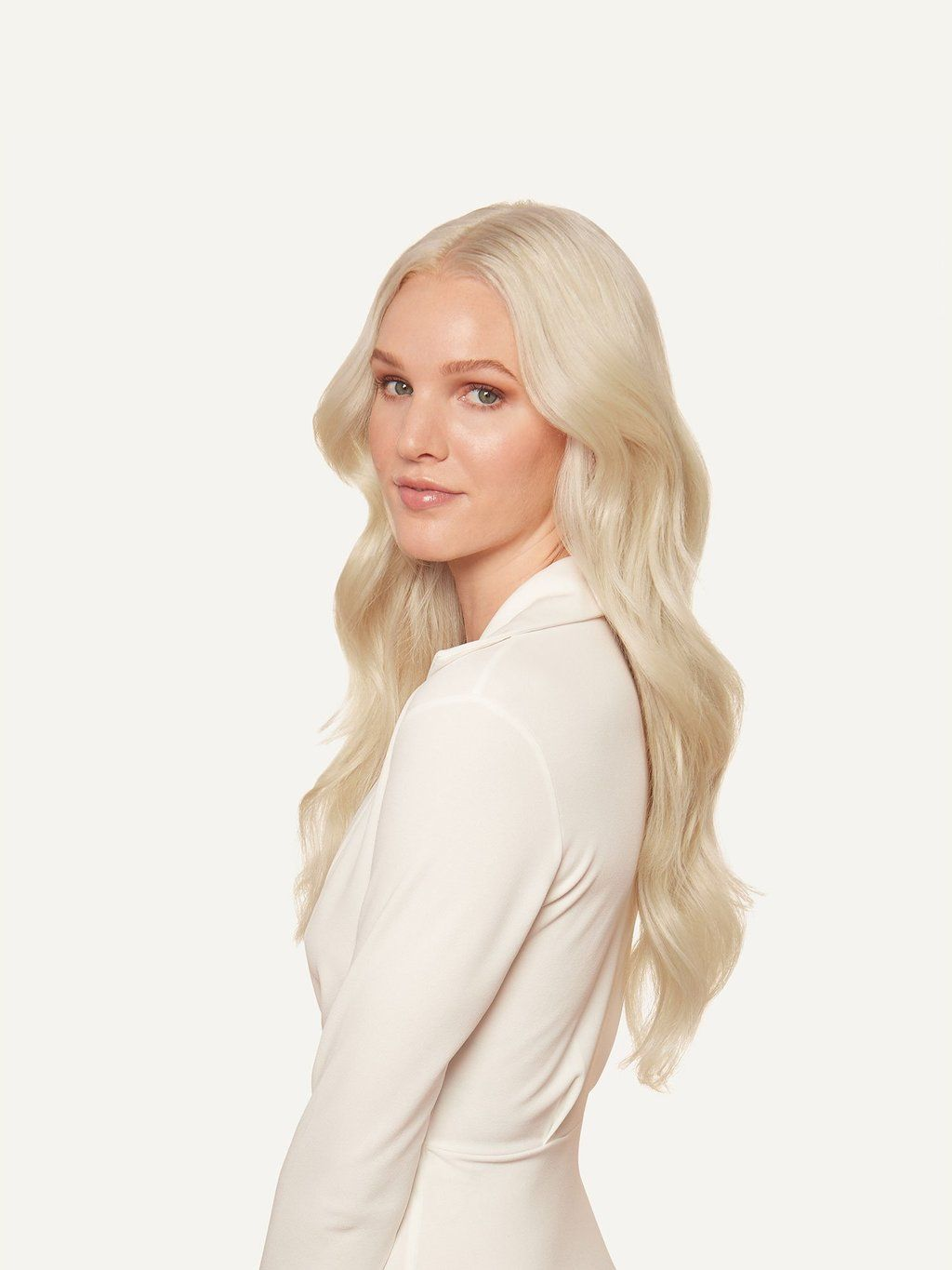 Lace Front Wigs Platinum Blonde Wig Ash Blonde Hair Dye 14 Inch Blonde Hair Extensions