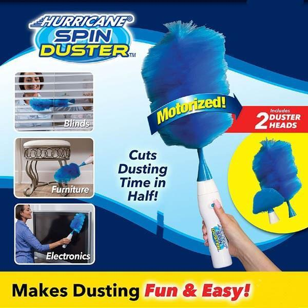 50% OFF TODAY | 2019 New Hurricane Spin Duster Set