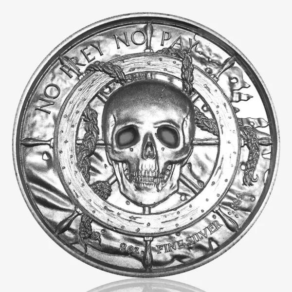 White Whale Privateer Coin
