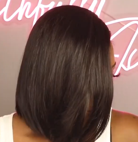 CLASSYWIG|Summer Lace Wig Straight hair Bob Wig[ONLY DAY]