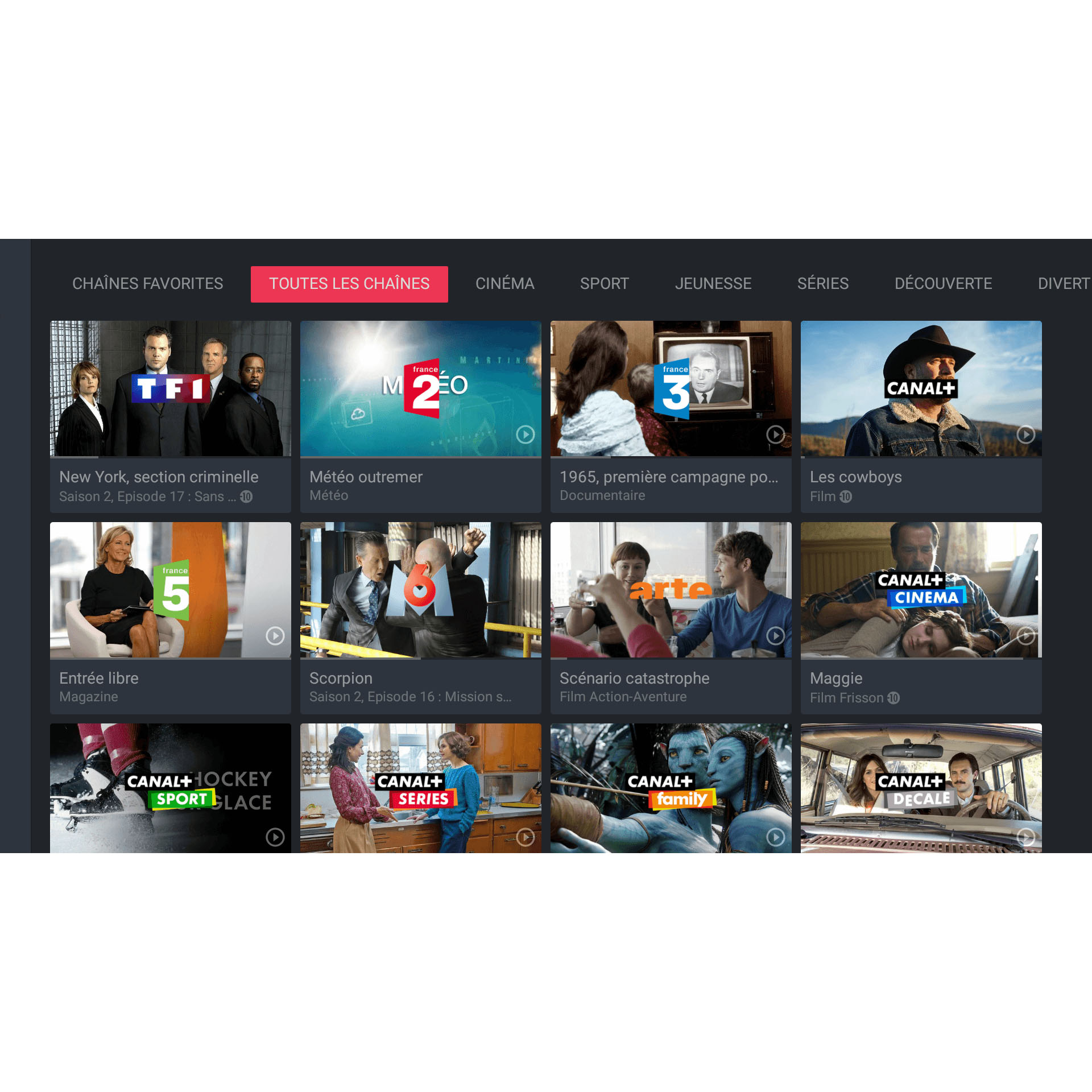HD World IPTV With +9200 Live TV ,+ 5500 Video-On-Demand And Smart EPG TV Guide