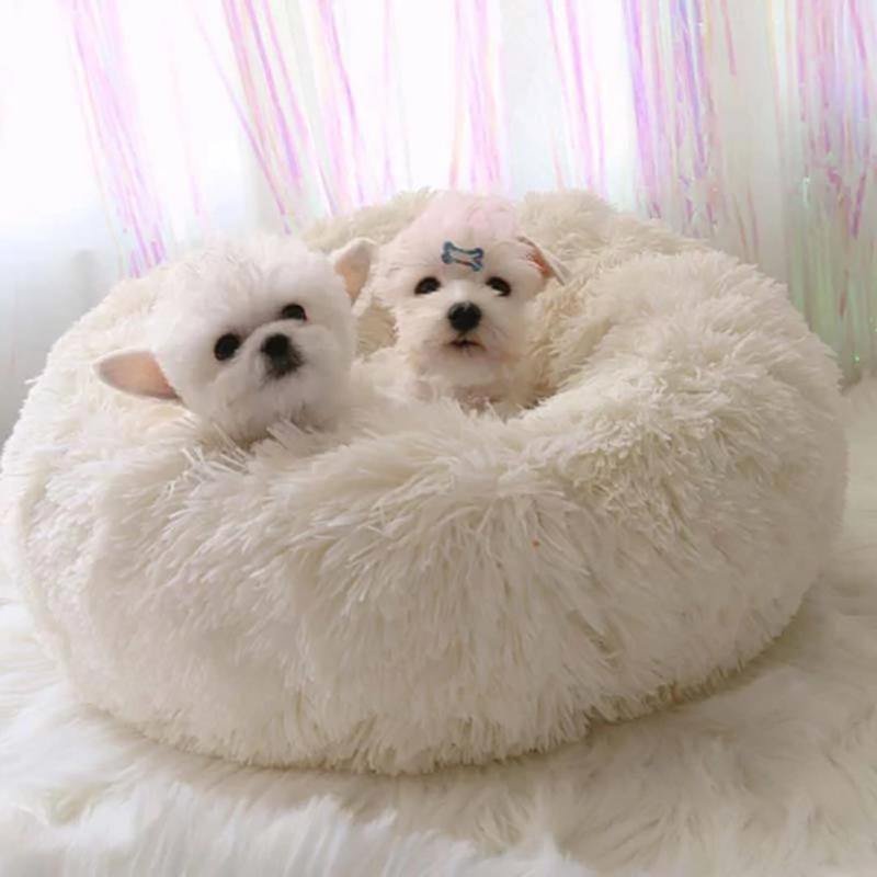【🔥HOT SALE🔥 - FOR YOUR CUTE BABY】Pets Donut Calming Bed