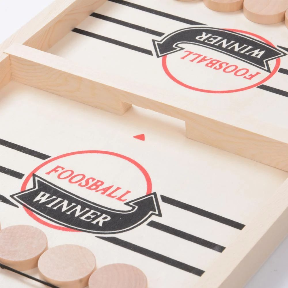 【🎄WELCOME CHRISTMAS🎅】Wooden Hockey Game