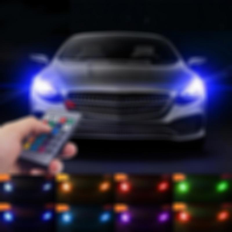 Luke Car Multi Color LED Light System
