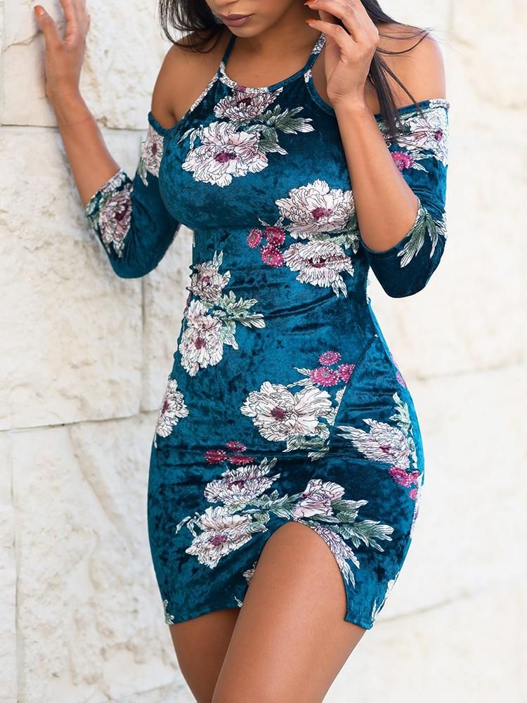 Fashion Casual Dress Formal Dress Stylish Business Casual Casual Short Frocks Blue Homecoming Dresses Dresses Near Me