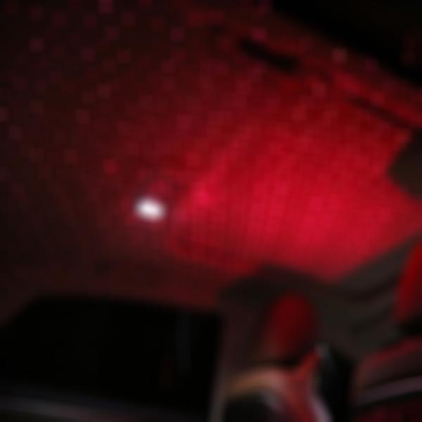 (Last Day Promotion!!! 60% off)  - Car Atmosphere Lamp Interior Ambient Star Light