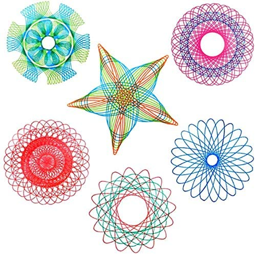 Spirograph Drawing-BUY 3 FREE SHIPPING