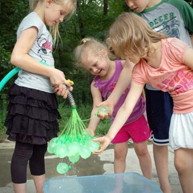 Makes 100 Water Balloons Per Minute
