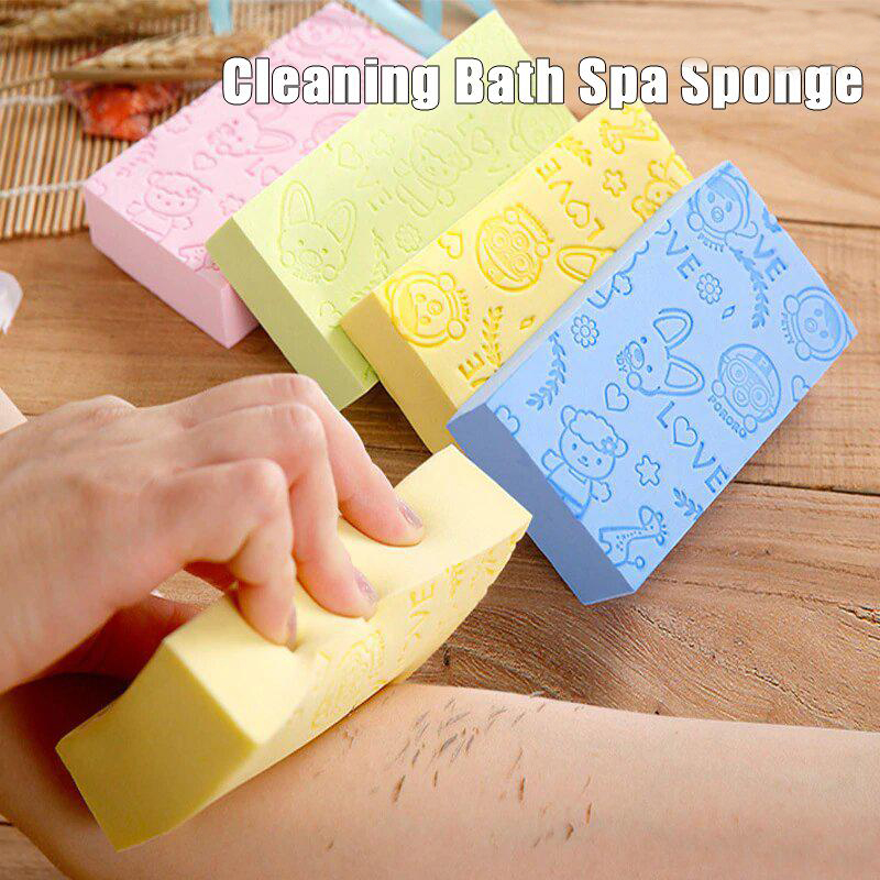 Cleaning Bath Spa Sponge