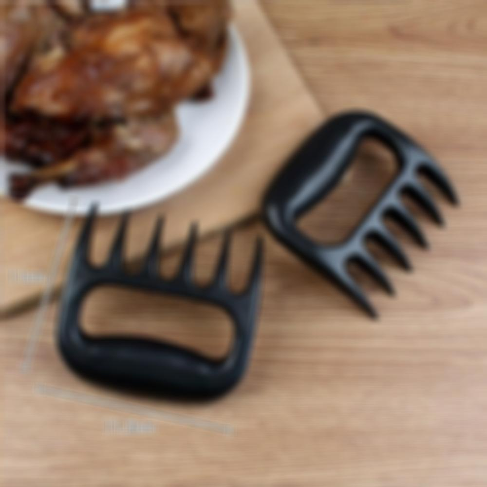 Heat Resistant BBQ Shredding Bear Paws Claws for Pulled Pork