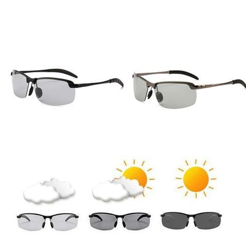 BUY 1 & GET 1 FREE TODAY!--Brainart™ Photochromic Sunglasses with Polarized Lens