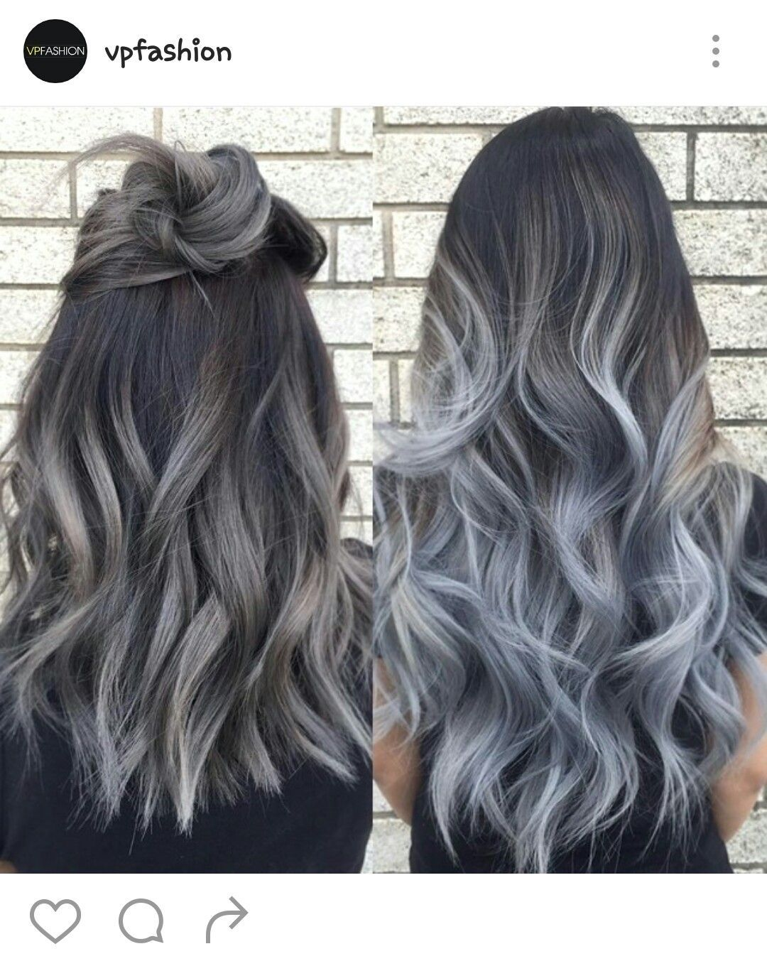 2020 New Gray Hair Wigs For African American Women Young Women With Grey Hair Grey Hair On Black Hair Grey Wigs For Elderly Ladies Frosted Hair For Gray Hair Gray Hair At 25