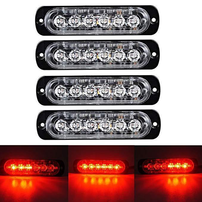 Buy 2 free shipping【Factory Outlet 】Car Flexible Warning Strobe/Work Light-Waterproof And Easy To Install