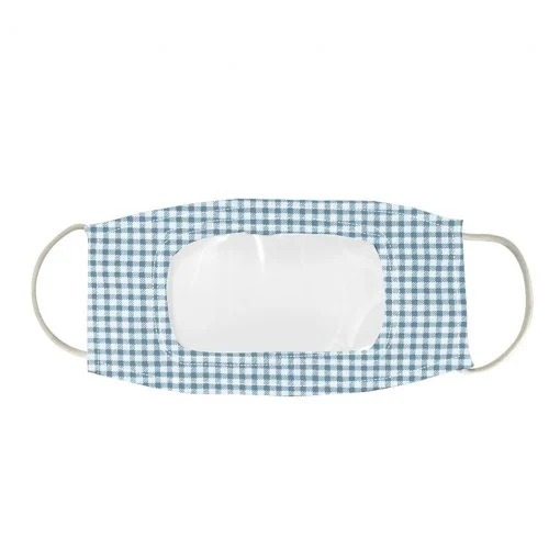 (🎅EARLY XMAS SALE - 50% OFF) ANTI-FOG Breathable Clear Face Mask, Also Available For Kids