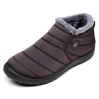 Women & Men Winter Snow Boots Waterproof & Antiskid & Comfortable