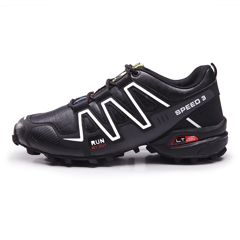 Men's ultralight outdoor hiking shoes tactical training military boots non-slip ladies hiking boots