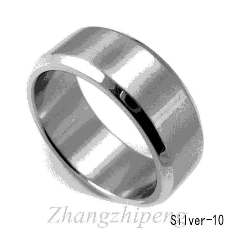 Finger Colors Stainless Polishing 3 Casual for man Rings Men Black  Gold Silver Party Male Special Jewelry Male Finger Ring Luxury  Cool Ring Ring Simple Ring Wedding