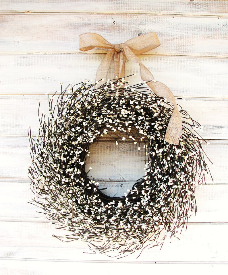 🎅Buy one get one free  Just need  $39.99 --$49.99  Valentine Wreath🎅