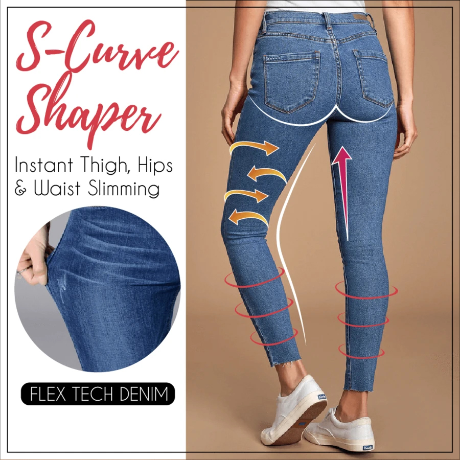 NEW ARRIVAL Perfect Fit Jeans Leggings,Buy 2 Get Free Shipping