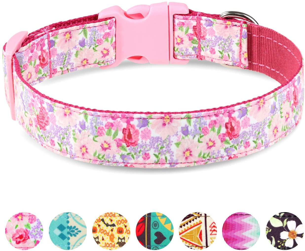 🔥 HOT Sale 🔥 Unique Designer Soft Dog Collar, Western Collars for Puppy Small Medium Large Dogs
