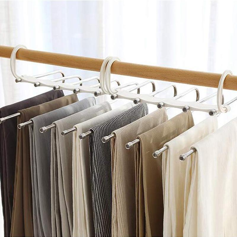 Warmday Multi-functional Magic Clothes Hanger