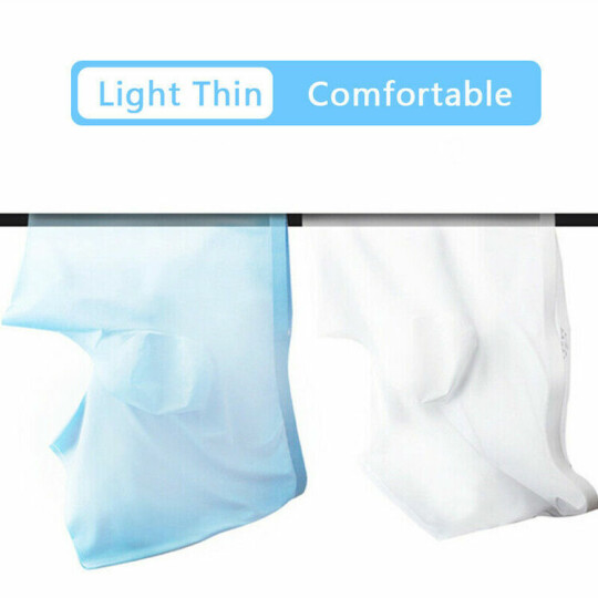 【BUY 4 GET 2 FREE & On-Time Delivery】LISTENTOWIND™ Men's Ice Silk Breathable Underwear