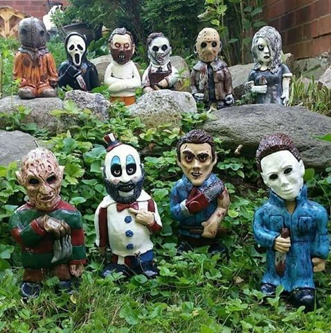 Father's Day Promotion-Zombie Gnome,The Killers(Halloween Pre-sale)