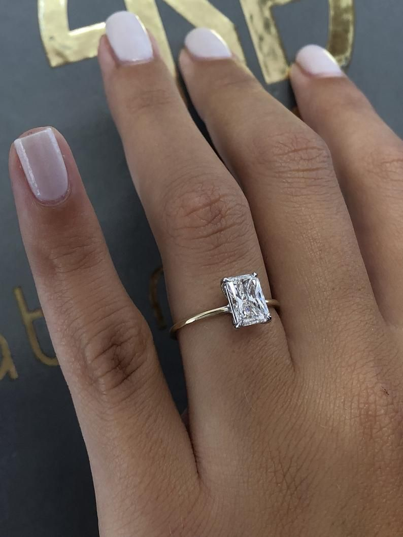 2020 Fashion Rings For Women Designer Rings Silver Chain Cost Brilliant Cut Diamond Emerald Diamond Engagement Rings Latest Finger Ring Design For Ladies In Gold