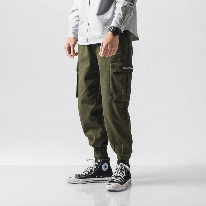 The most popular leisure Japan-branded pants