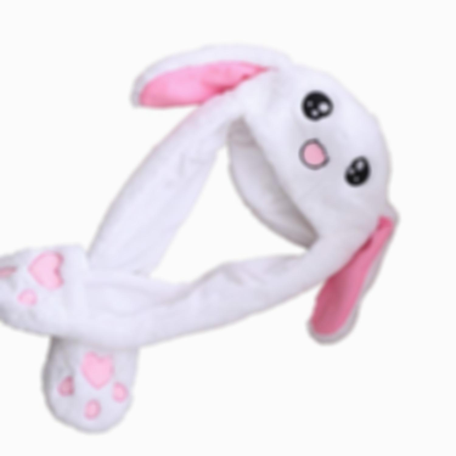 Plush Bunny Hat