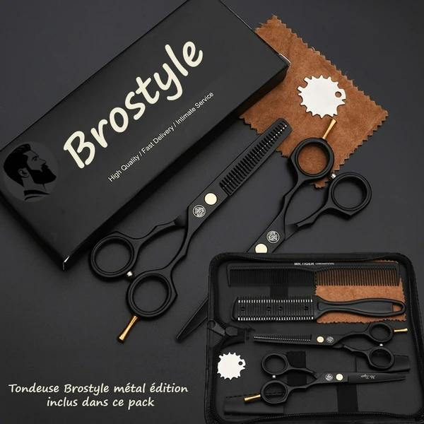 BroStyle ™ Professional Beard and Hair Trimmer