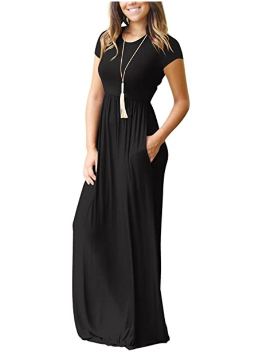 (Mother's Day)Mom's  Long Dresses