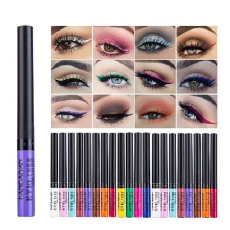 (Last Day Promotion-70%OFF)-Colorful Eyeliner 12 Colors