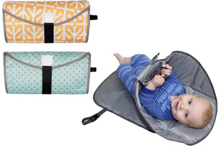 3 IN 1 BABY CHANGING PAD