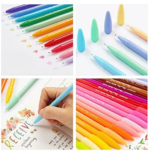 【Over $39 Free Shipping】Touch Brush Sign Pen- 2020 New Colors(Set of 12/24/36)