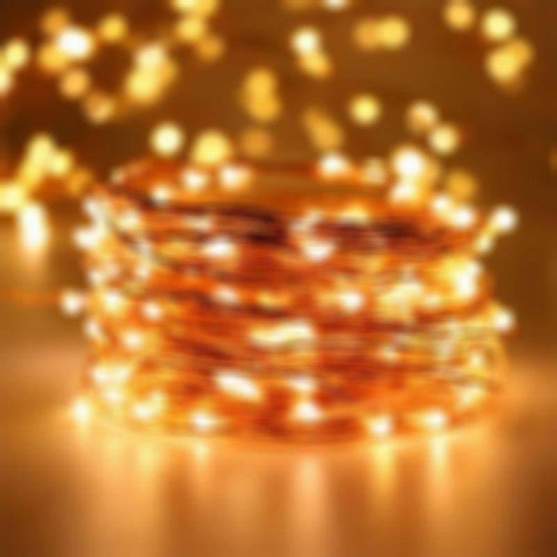 Bendable Waterproof LED Starry String Lights (Buy More Save More)