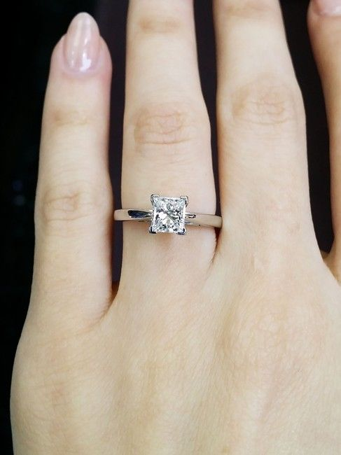 2020 New Rings For Women Vintage Style Diamond Necklace Julianne Hough Engagement Ring Princess Cut Diamond Ring Set Maria Tash Jewelry