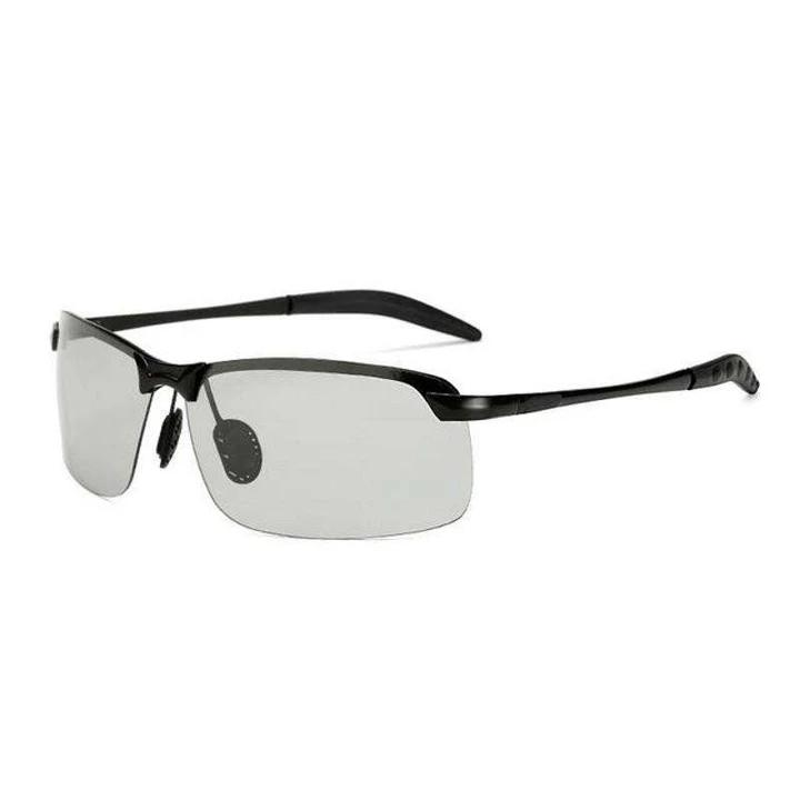 Polarized Chromatic Sunglasses Protect Your Eyes in Style, Day or Night