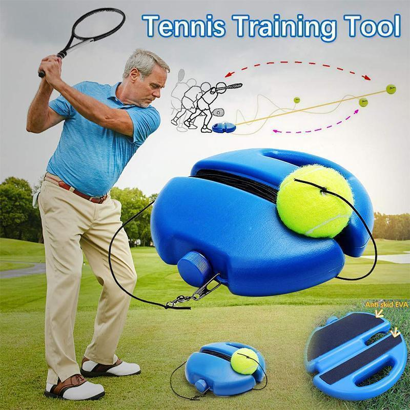 Solo Tennis Trainer 🔥 40% OFF Today🔥