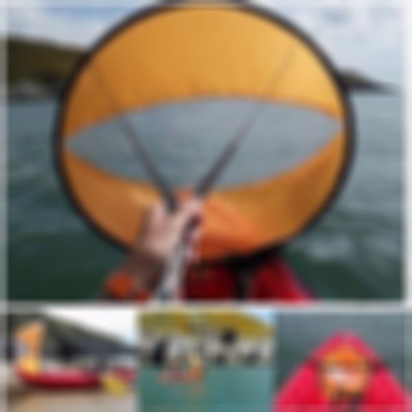 Foldable Kayak Sail——Buy two free shipping(50% OFF Only Today)
