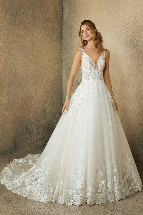 2020 New Wedding Dress Fashion Dress wedding shops near me elegant evening attire