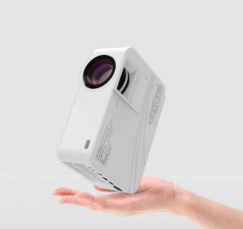 Integrated 3W High Power Sound Chamber T2 Home HD Projector