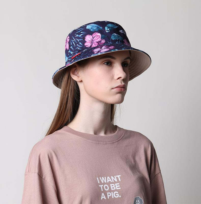 Unisex Bucket Plant Printed Fisherman Hat(Buy 2 Free Shipping)