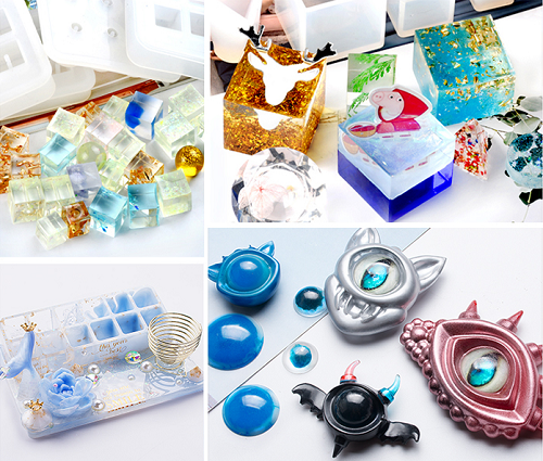DIY Crystal Glue SET (With 159 molds)The top 50 consumers receive an additional 10% OFF!!!