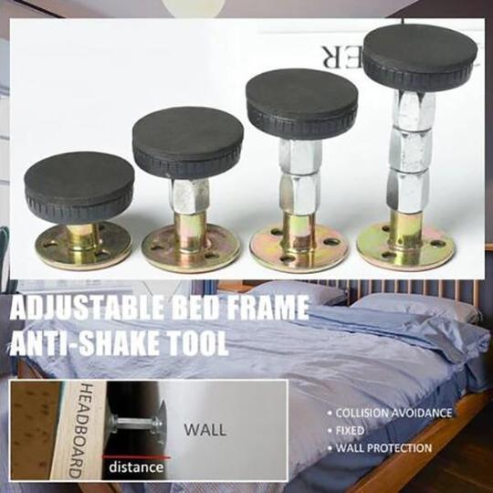 Adjustable Threaded Bed Frame anti-shake tool(BUY MORE SAVE MORE)