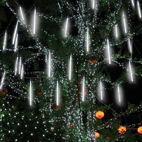 🔥Today for ONLY $4.95🔥 Snow Fall LED Lights (Buy 8 Get 8 Free)